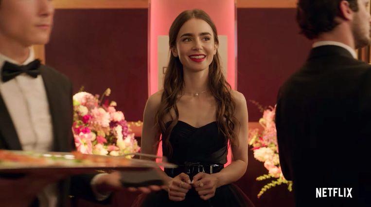 Emily in Paris Beeld Netflix