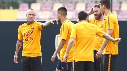 AS Roma brengt hulde aan Liverpool-fan die nog steeds voor z'n leven vecht