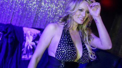 Trump eist 20 miljoen dollar van pornoster Stormy Daniels en geeft zo affaire toe