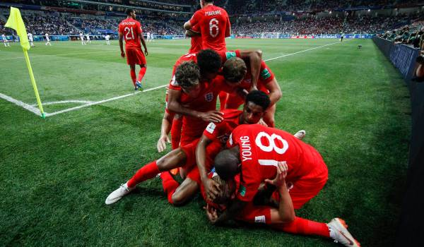 Voetbalgeluk is: een doelpunt maken en het gevoel krijgen dat je klaarkomt