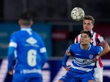 Videoscheids behoedt PEC Zwolle voor nederlaag tegen Willem II
