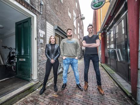 Buurtbewoners starten petitie tegen komst coffeeshop in steeg Zwolle