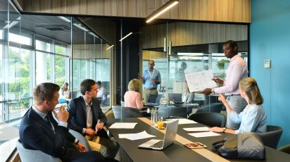Siemens promoot coworkingsruimte om contacten te leggen en files te omzeilen