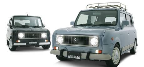 Deze schattige Renault 4 is eigenlijk een splinternieuwe Suzuki