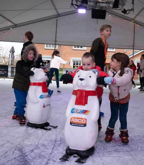 Elst schaatst drie weken voor een goed doel: Special Kids Day voor kinderen met beperking<br><br>