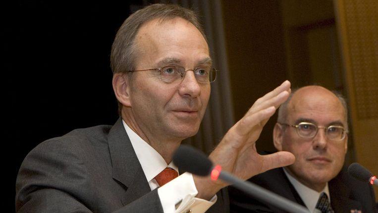 Minister van Economische Zaken Henk Kamp Beeld EPA