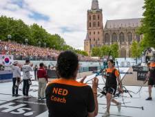 Schot in de roos voor Den Bosch:  WK handboogschieten trok 77 miljoen kijkers wereldwijd