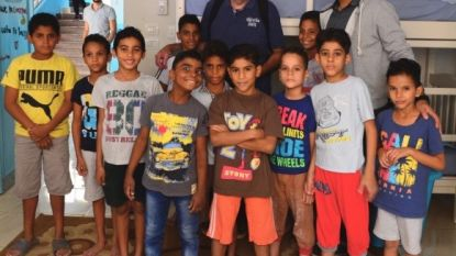 'Dendervrienden van FACE' blij met goed nieuws uit Egypte