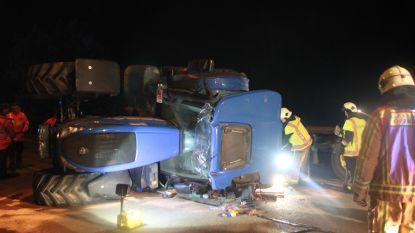 Tractorbestuurder (19) vijf weken na ongeval bezweken aan verwondingen