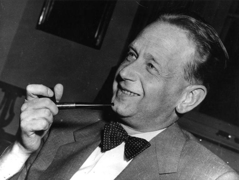 Voormalig VN-secretaris-generaal Dag Hammarskjöld in 1953.