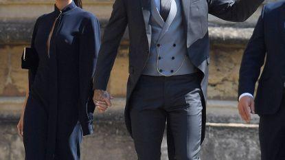Dit is waarom Victoria Beckham zo zuur keek tijdens de bruiloft van Harry en Meghan