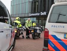 Station Delft weer vrijgegeven na verdachte situatie: Ook dienstregeling weer op gang