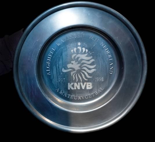 De schaal voor de beste amateurclub van Nederland.