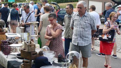 Rommelmarkt lokt heel wat koopjesjagers