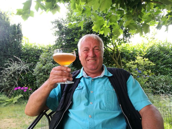 Juryvoorzitter Frans Kapteijns: 'In Brabant genieten we op een bourgondische wijze van de daar gebrouwen kwaliteitsbieren.'