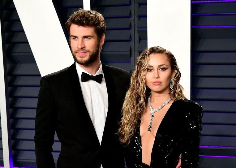 Afgelopen zomer liet Miley weten dat zij en haar man Liam Hemsworth gaan scheiden.