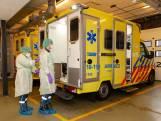 Ambulance neemt weer naasten mee van patiënt