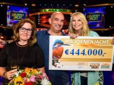 Jeroen gokt precies goed in Miljoenenjacht en wint 444.000 euro
