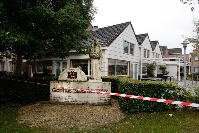 Coronauitbraak bij St Jan de Deo Gasthuis in Millingen.
