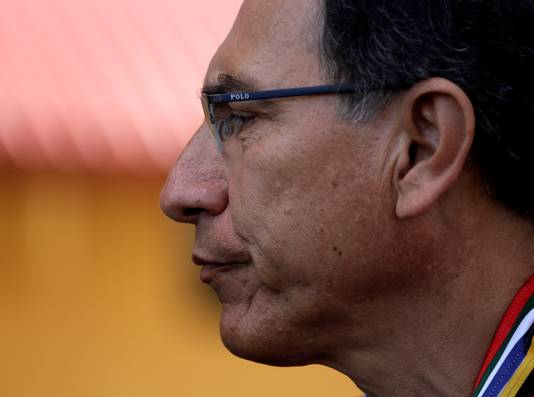 Martin Vizcarra.