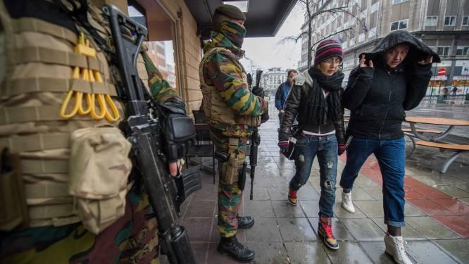 Militairen verdwijnen tegen september 2021 uit straatbeeld