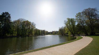 April was uitzonderlijk zonnig en warm