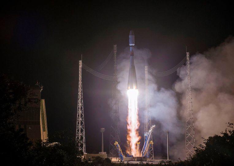 De ESA heeft vorige maand nog weerstation MetOp-C gelanceerd.