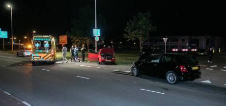 Eén gewonde bij ongeluk in Arnhem; bestuurder had alcohol gedronken