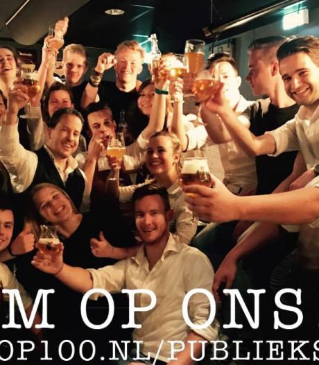 Proeflokaal Goesting in Venray wint Café Top 100 Publieksprijs