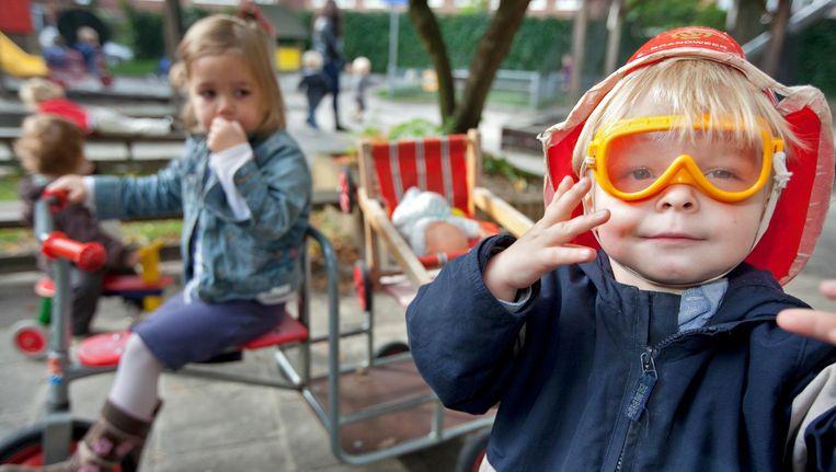 'Het kinderdagverblijf moet een veilige omgeving zijn.' Beeld anp