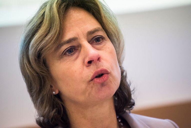 CEO Dominique Leroy.