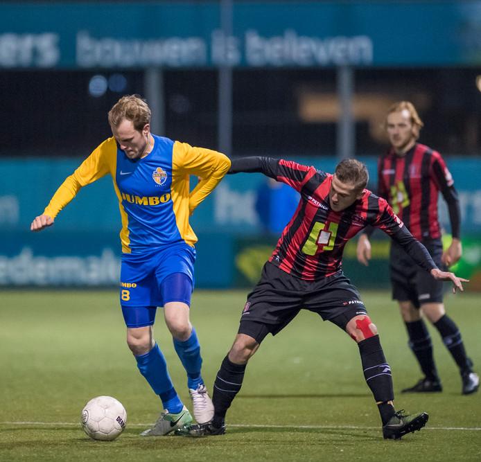 Onder andere Blauw Geel'38 en OJC komen uit in de derde divisie zondag.