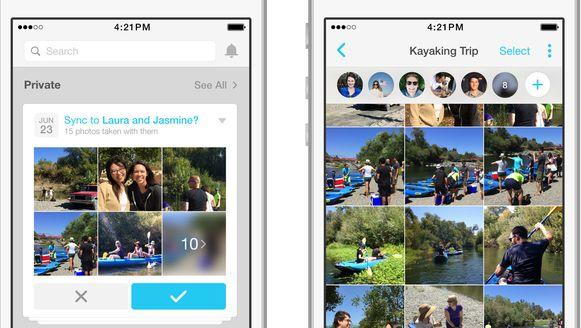 Facebook Moments is naast een handige innovatie ook een functie waarbij we de nodige privacyvragen kunnen stellen.