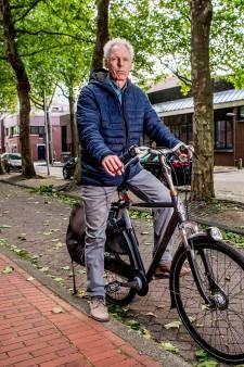 Zorgen om opheffen fietspad Brusselstraat