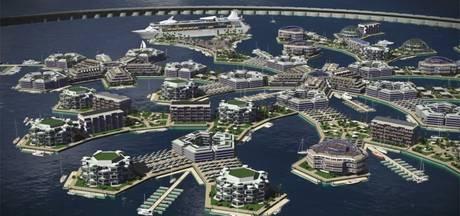 Miljardair pompt kapitaal in eerste drijvende land ter wereld met eigen wetten