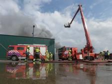 NL-Alerts om zeer grote brand Nijmegen: houd ramen en deuren gesloten