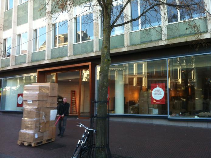 kerstwinkel tijdelijk in oude v&d nijmegen   nijmegen e.o.