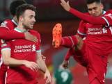 Liverpool met moeite langs Sheffield United