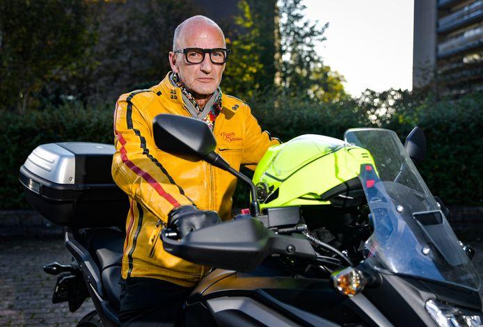 Rudi Verstraeten moet dus eerst nog wat gaan werken, voor hij er met de motor op uit kan gaan.