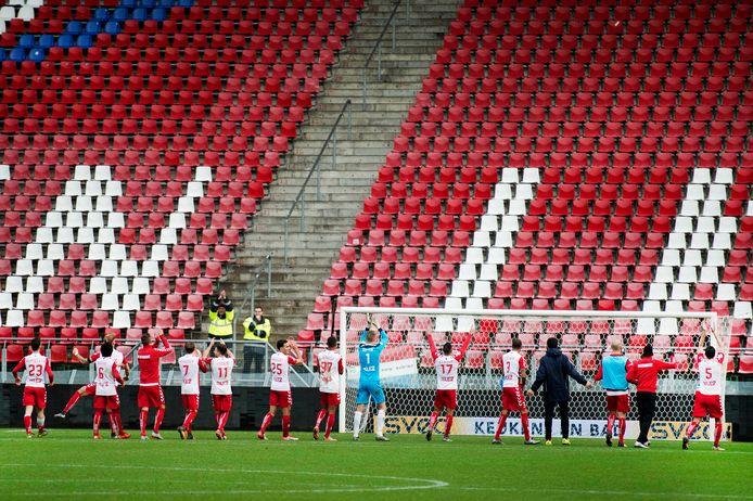 Het dieptepunt in de historie tussen FC Utrecht en Ajax: in 2015/16 moet de Bunnikside leeg blijven