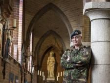 Hoofdaalmoezenier uit Fleringen: 'Wij zijn de thermometers van het leger'