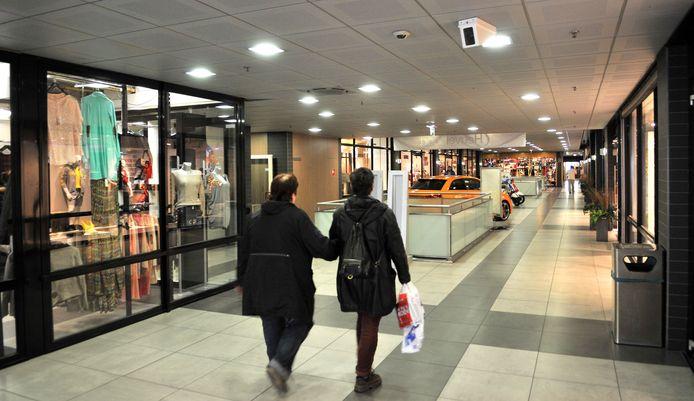 Ooit een winkelcentrum: de Heuvelpoort in Tilburg