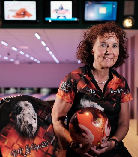 Marja uit Duiven kwalificeert zich voor het WK bowlen: 'Ik ga altijd voor de winst'