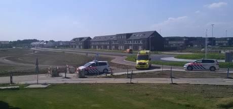 Hulpdiensten rijden zich klem in Culemborgse nieuwbouwwijk