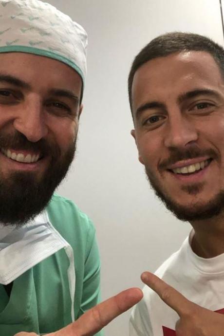 Papa pour la quatrième fois, Eden Hazard ne jouera pas contre Majorque