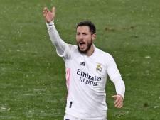"""La presse espagnole cinglante pour Eden Hazard: """"Il est temps qu'il réalise qu'il joue pour le Real Madrid"""""""