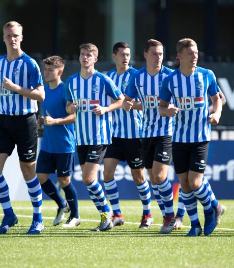 FC Eindhoven opnieuw onderuit tegen Belgische tweedeklasser: 'We missen centrumverdedigers'