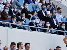 """""""Mbappé est fascinant"""": la sortie, discrète mais remarquée, d'Edouard Philippe au Stade Océane"""