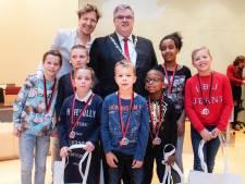 Nijmegen eert zeven jonge uitblinkers met Kinderlintjes