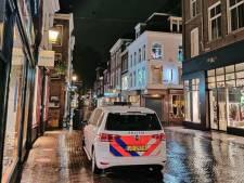 Politie achtervolgt verdachte in Utrechtse binnenstad op geleende fiets